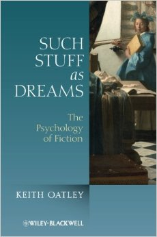 Oatley book cover The psychology of fiction